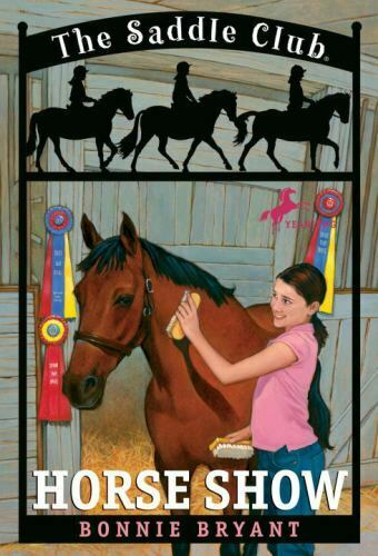 Horse Show (Saddle Club #8)