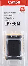 Canon lp-e6n Battery Pack f. EOS 5ds, 5dsr, 5d MK IIII/II, 7d Mk II, 7d, 6d, tra l'altro