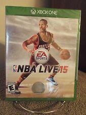 XBOX One NBA Live 15 NIB
