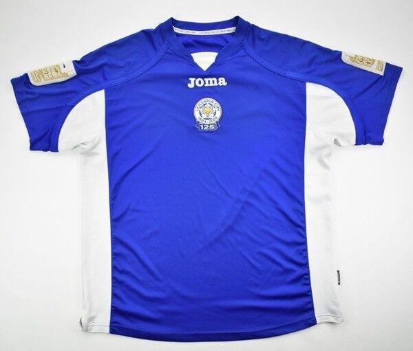 Joma 2009-10 LEICESTER CITY SHIRT XL Shirt Jersey Kit