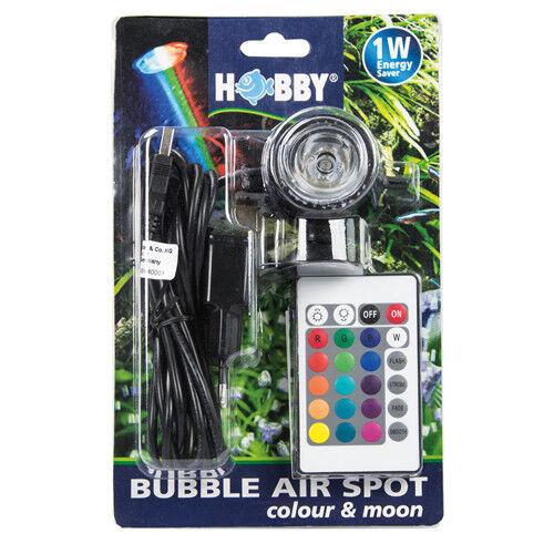 Bubble Air Spot Colour & Moon Hubcap