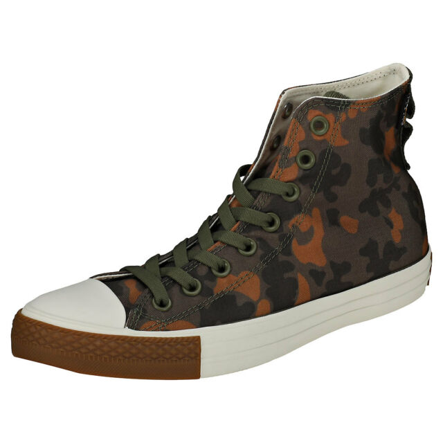 af74aa4a30a0 Converse Mens Chuck Taylor All Star Hi Camouflage Shoes for sale ...