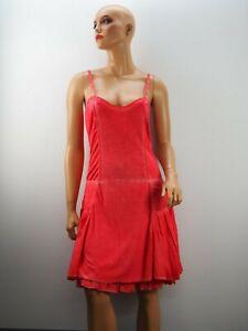 Damen Damenkleid Kleid Sommerkleid NEU Soleil Rot Größe 38 M UVP 80€