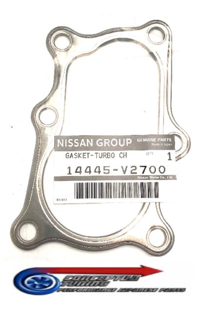Genuine Nissan Turbo to Elbow Gasket - For R32 GTS-T Skyline RB20DET Turbo