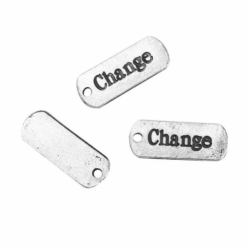 Strong 21mm Wholesale Antiqued Silver Plated Charms C1396-10 20 Or 50PCs