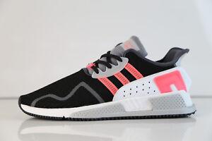 sale retailer 2f1e5 9f3ba Details about Adidas EQT Cushion ADV Black White Pink Turbo AH2231 8-13  originas pk cush knit