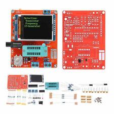Diy Kit Tester Transistor Diode Capacitance Esr Meter Signal Generator Tool