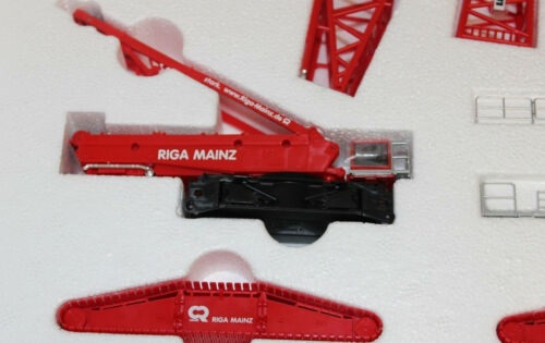 "sondersale!!! Herpa 304566 Liebherr LR 1600//2 Raupenkran /""Riga Mayence/""!!"