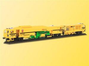 Kibri-16090-DINAMICO-ESPRESSO-Plasser-amp-Theurer-Kit-di-costruzione-H0