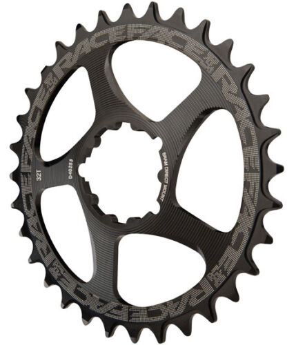 Race Face Single Narrow Wide 1x MTB Direct Mount SRAM GXP Chainring 36t Black