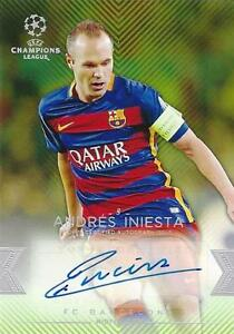 2015-16-Topps-UEFA-Champions-League-Showcase-Green-Parallel-Certified-Autograph