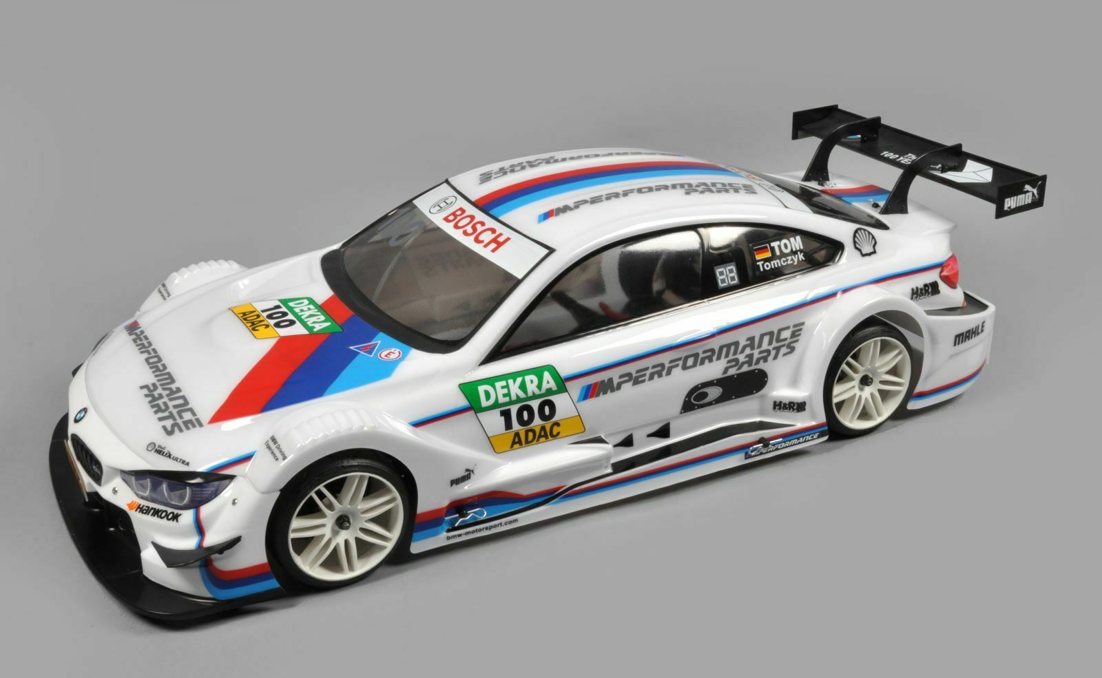 Fg 154100ERC Sportsline 4WD BMW M4 Elektro 530 Chassis lungo  Rtr  liquidazione