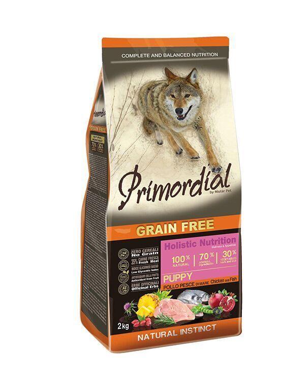 Croquettes  ots Primordial  sans céréales