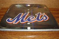 Mlb York Mets Baseball Party-10 1/2 In. Plates 18 Count Package