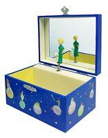 Schmuckkästchen Mit Spieluhr Der Kleine Prinz Musik Le Petit Prince Melodie Neu