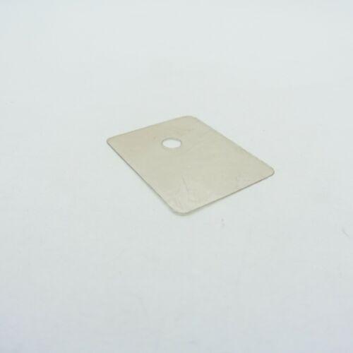 TO-3PII Mica Insulator Transistor Plastic Pad Electronic Insulator Sheet