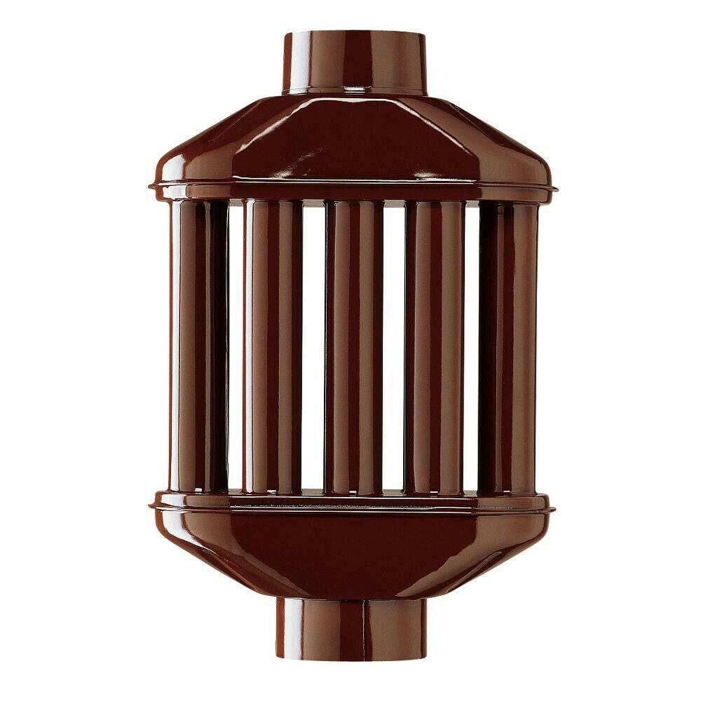 Save diffusore scambiatore di calore a 8 canne Ø 120 mm 12 cm marrón per stufa