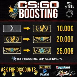 Csgo Boosting Service ✔ Acc Mm Rank ✔ No Steam Account Login ✔ Fast & Safe Boost-afficher Le Titre D'origine Ponr87pi-07164902-267887059