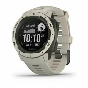 Details About Garmin 010 02064 01 Instinct Tundra Rugged Outdoor Gps Smarch Military Watch