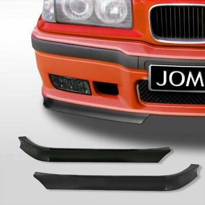 Ragionevole Per Bmw E36 M M3 Front Spoiler Labbro Angoli Front Grembiule Labbro Anteriore Approccio Front-