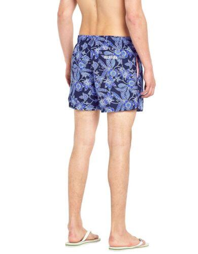 """Tommy Hilfiger XXL Men/'s Audlet Blue Floral Swim Shorts BNWT 2XL 40/""""-42/"""" RRP £50"""