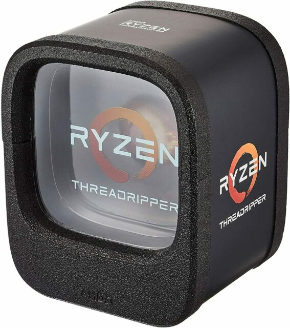 AMD Ryzen Threadripper 1900X (3.8GHz/TC:4GHz) BOX TR4/8C/16T/L2 4MB/L3 16MB/TDP1