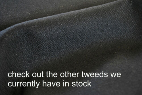 Tweed material by the metre in plain green fabric by the yard