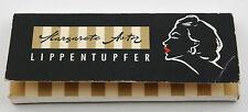 Vintage Margarete Astor Lippentupfer Lippenstift Papier Abtupfer lipstick paper