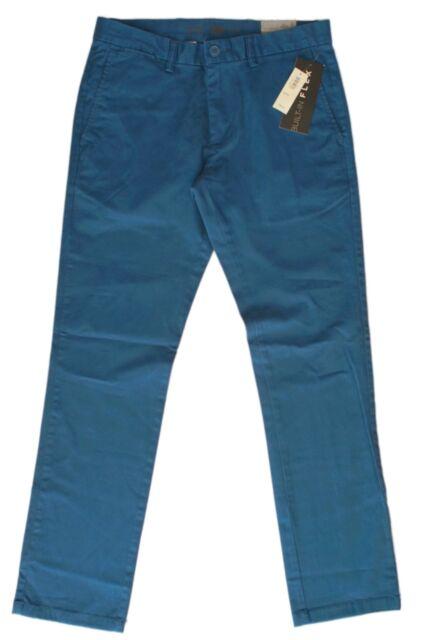e94102bcac Old Navy Mens Slim Ultimate Built in Flex Khakis 29w X 30l Blue Pants 29x30
