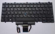 Tastatur DELL Latitude E5450-4593 E5450-6693 E7450-9929 E7450 Backlit Keyboard