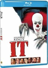 STEPHEN KING'S IT - Sealed BLU RAY - Region free for UK