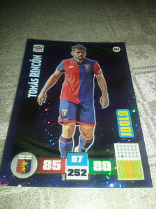 Card-Calciatori-Panini-Adrenalyn-2016-2017-RINCON-GENOA-IDOLO-Limited-Edition