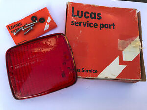 FORD-CORTINA-FOG-LIGHT-LENS-LUCAS-L921-Boxed-New-Old-Stock-54583901