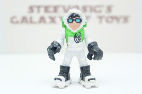 Playskool Heroes Transformateurs Rescue Bots Graham Burns Artic Rescue