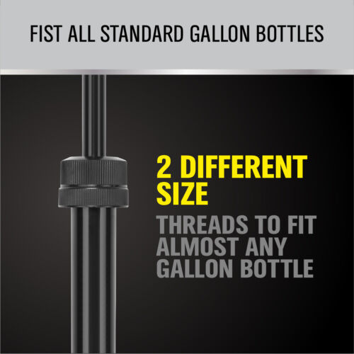 Universal Fluid Transfer Pump Dispensers Lubricant Fuel Petrol Syphon Extractor