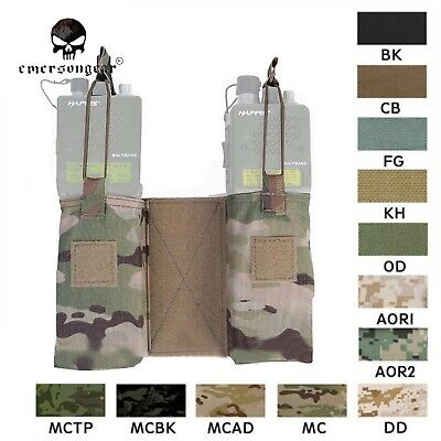 Emerson MBITR Radio Pouch Tactical Magazine Pouch Holster Carrier for JPC Vest