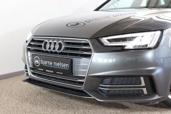 Audi A4 2,0 TFSi 190 S-line Avant S-tr. - billede 4