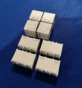 28mm Small crate multipack (Culverin Models)