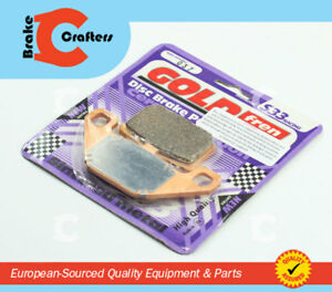 Front Sintered Brake Pads For 1994-2006 Kawasaki Concours ZG 1000 A