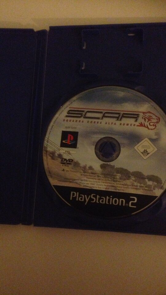Scar, PS2