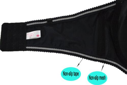 Top Exquisite Embroidery Royal Cup Slip-Resistants Secret Bra Push Up Underwear
