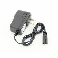 Ac Adapter Charger For Wahl Professional 5-star Shaver 8061, 8061-100 Power Cord