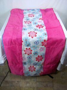 Image Is Loading Eel Outdoors Pink Fl Sleeping Bag Sleepover Camping