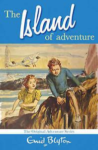 The-Island-of-Adventure-Adventure-MacMillan-by-Enid-Blyton-Good-Used-Book