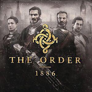 Jason-Graves-Order-1886-Original-Soundtrack-New-CD-UK-Import