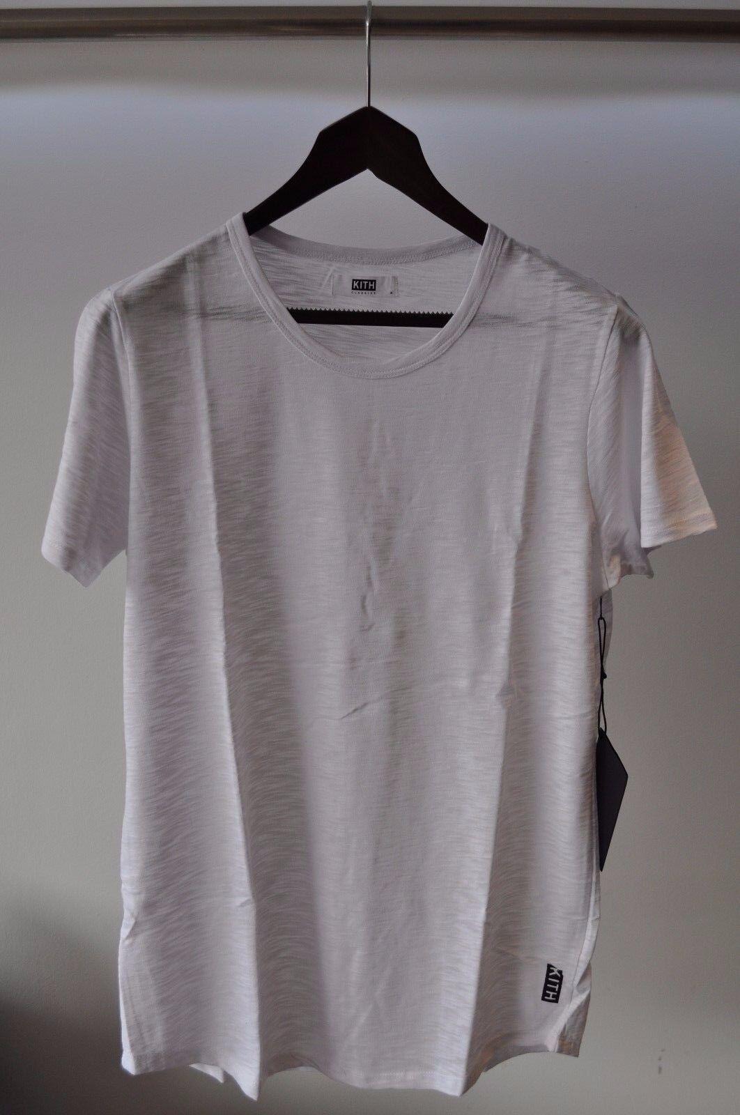 Kith Classics T Shirt Weiß M Medium