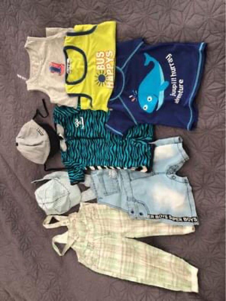 Badetøj, Sommertøj, Hummel..osv