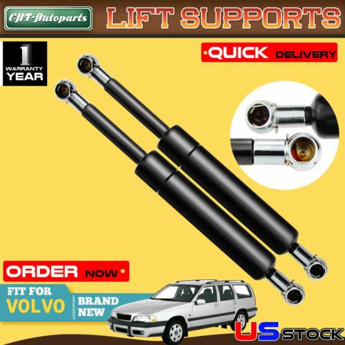 2x Tailgate Lift Supports Shock Struts for Volvo V70 97-00 850 1994-1997 Wagon