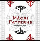 Maori Patterns: Colouring Book by New Holland Publishers (NZ) Ltd (Paperback, 2015)