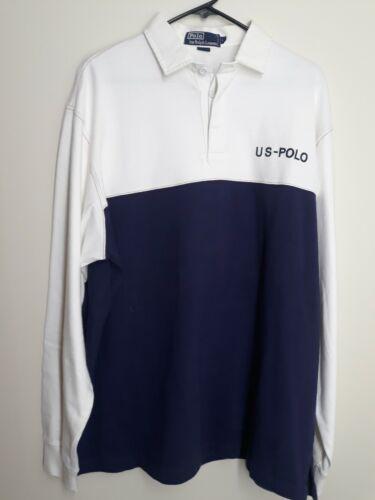 16-12 Vintage U S Polo Ralph Lauren CP RL-93 Size
